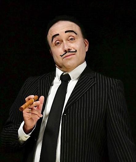 Gomez Addams (Bernd Roth)