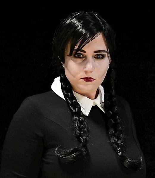 Wednesday Addams (Sabrina Galambosch)