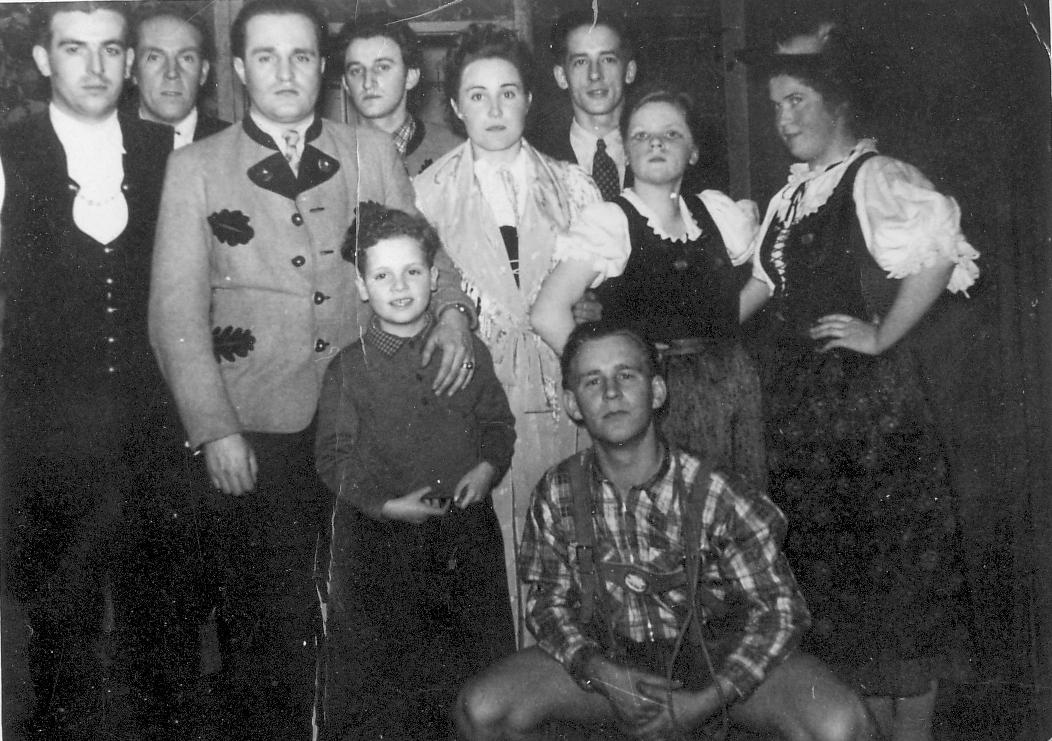 Der Kreuzhofbauer 1950